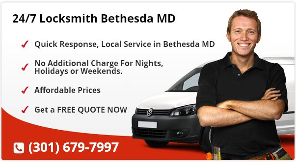 24 Hour Locksmith Bethesda MD